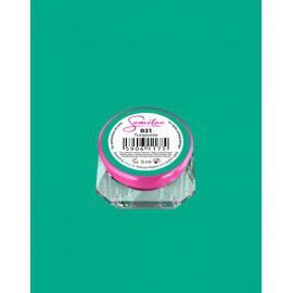 021 Gel Nails - Semilac Turquoise 5ml