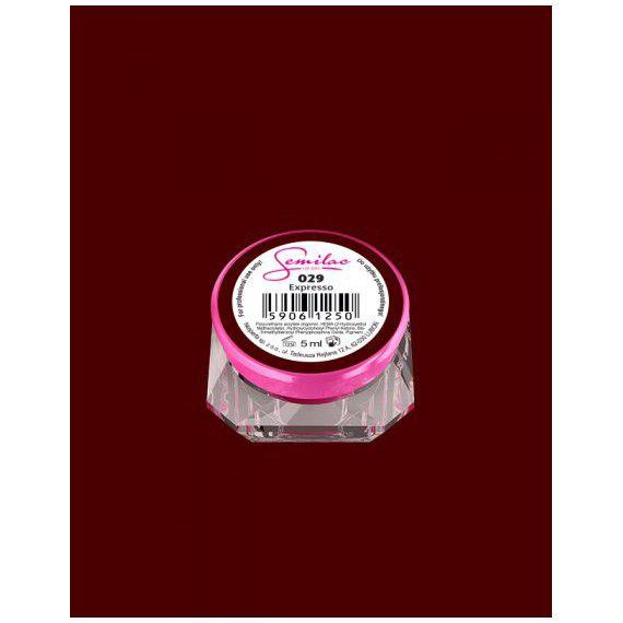 029 UV Gel Color Semilac Espresso 5ml