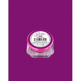 034 UV Gel Color Semilac Mardi Gras 5ml
