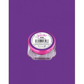 036 UV Gel Color Semilac Pearl Violet 5ml