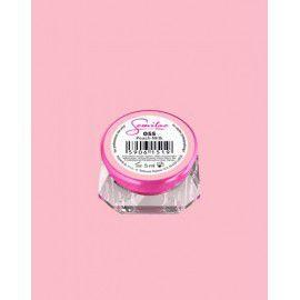 055 UV Gel Color Semilac Peach Milk 5ml
