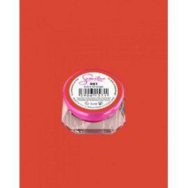 061 UV Gel Color Semilac Juicy Orange 5ml