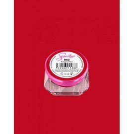 062 UV Gel Color Semilac Poppy Red 5ml