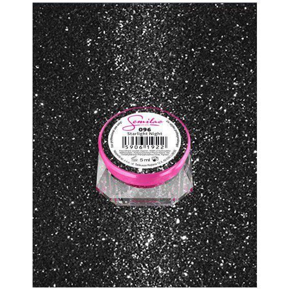 096 UV Gel Color Semilac Starlight Night 5ml