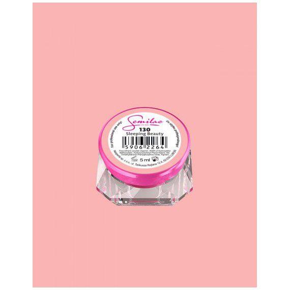 130 UV Gel Color Semilac Sleeping Beauty 5ml