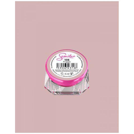 135 UV Gel Color Semilac Frappe 5ml