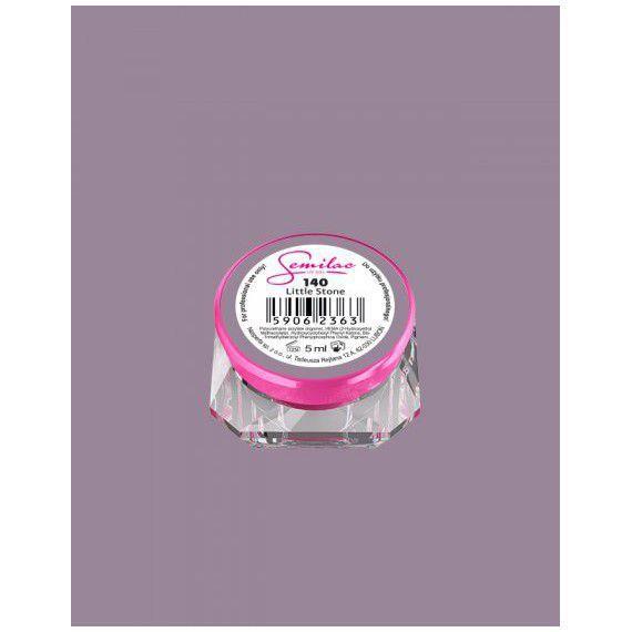 140 UV Gel Color Semilac Little Stone 5ml