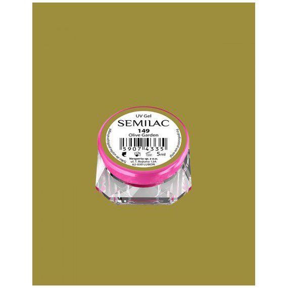149 UV Gel Color Semilac Olive Garden 5ml