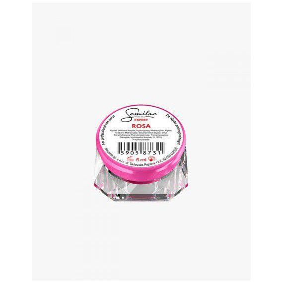 Semilac UV Gel Expert Rosa 5ml