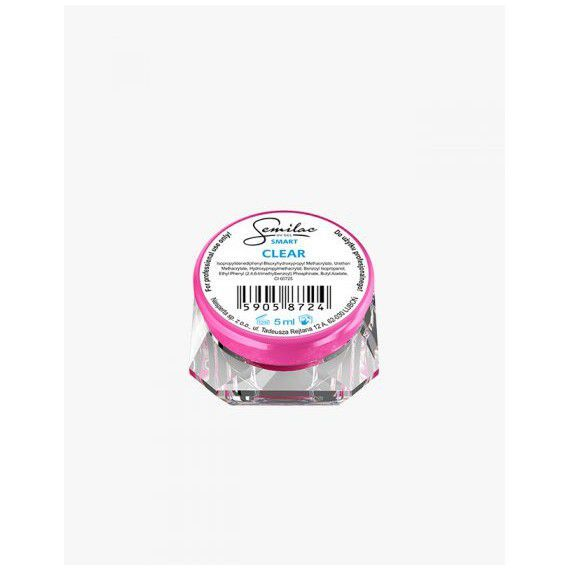 Semilac UV Gel Smart Clear 5ml