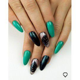 021 Semilac Gel Polish - Turquoise 7ml
