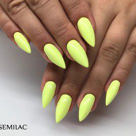 182 Semilac Gel Polish Strong Lime 7ml