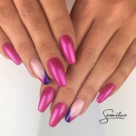 152 Semilac Gel Polish - Fuchsia Miracle 7ml