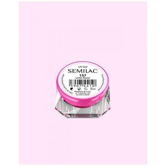 157 UV Gel Color Semilac Little Rosie 5ml