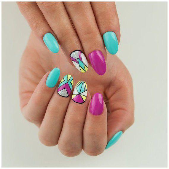 Violet nails - Summer Must Have!!