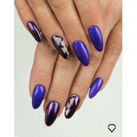02 SemiFlash Chameleon Violet Shell