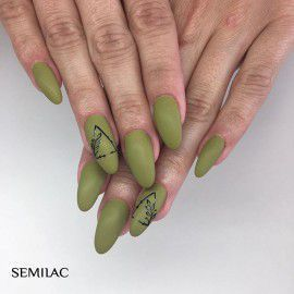 150 Semilac Gel Polish - Hunter Queen 7ml