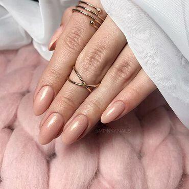 Sunday #nailsinspiration with #semilac804 glitter soft beige by @mpinky.nails . www.semilac.ie #semilac #nudenails #glitternails #shimmernails #beigenails #sunday #photooftheday #instanailstyle #winternails #gelpilish #hybrydy #semilacireland