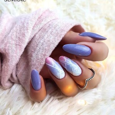 Perfect winter ombre with #gelpolish from #sweaterweather 🧶 collection #semilac550 - Stay In Bed #semilac563 - Heartwarming #semilac560 - Frosty Morning #semilac552 - Time to Wine #semilacSemiArt - White #semilac090 - White Pearl www.semilac.ie . #semilacireland #semilacnails #nailstylist #nailtech #nailpro #nailsmagazine #nailart #notd #nails2inspire #nailsofinstagram #autumnnails #irishnailtech #irishnailpro #nailcombo #semilac #gelpolish