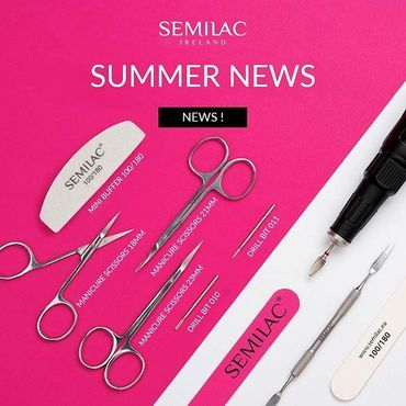 NEW manicure tools are now available ❤️ We complement our portfolio with the necessary tools for everyday work. Check it out! 🔥 www.semilac.ie . #manicure #semilacnails #perfectmanicure #nailtools #atlnailtech #semilacireland #new #irishnailtech #irishnailsalon