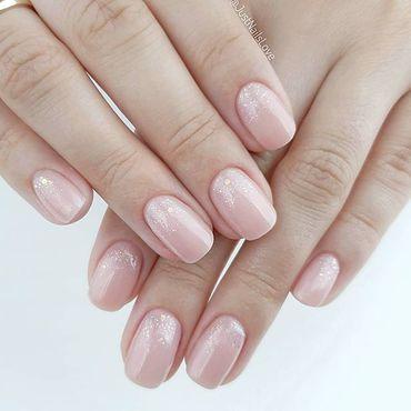 Well dressed Soft Beige #nails with #Semilac185 by @justnailslove#semilac801 #perfectnails #gelpolishnails #naturalnails #nails2inspire #shortnails #semilacgirls #beauty #irish_daily #semilacireland #irishnailstyle #styleinspo #nudenails #glamnails