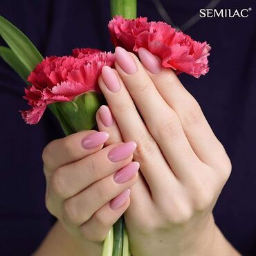 Don't waste your money! 💸 Buy #semilac #gelpolish all in one Base coat + Color + Top at www.semilac.ie