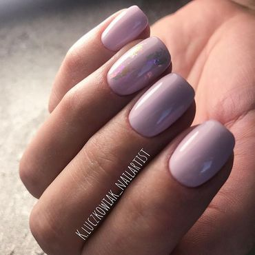 No better combo than great colour and perfect manicure! #nails by @k.luczkowiak_nailartist Products: Semilac 193 Cold Lila & Semilac Galaxy effect Shop at www.semilac.ie . #gelpolish #manicure #combinedmanicure #nailartist #perfectnails #nailsinspiration #lilacnails #gelpolishnails #semilacnails #hybrydy #paznokcie #semilacireland #irishnails