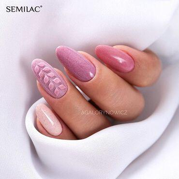 This season wear #stylish semilac #sweaterweather collection 😉 www.semilac.ie . #semilacnails #semilacireland #nailsofinstagram #manicure #pinknails #autumnnails #winternails #longnails #gelnails #semilaclove #shellacnails #irishnailtech #nailsireland #gelpolishmanicure