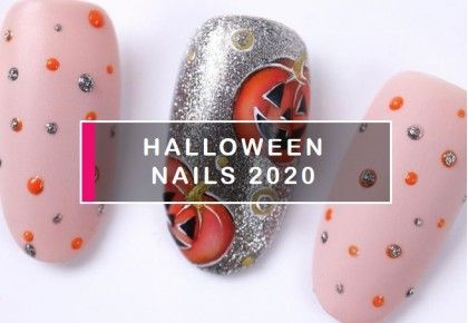 10 Best nail art ideas for Halloween 2020 - Simple & Creepy