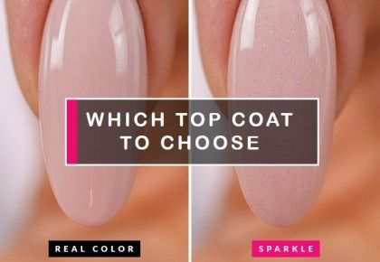 Semilac Gel Polish Top Coats – quick guide how to pick the right product