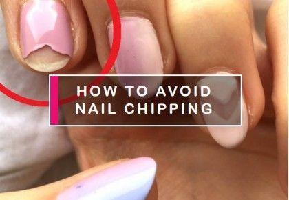 11 Ways to avoid gel nail polish chipping