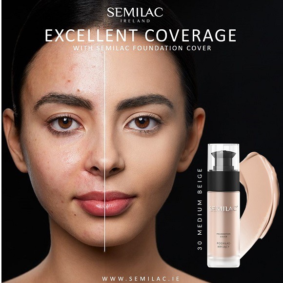 Semilac Ireland professional MakeUp products