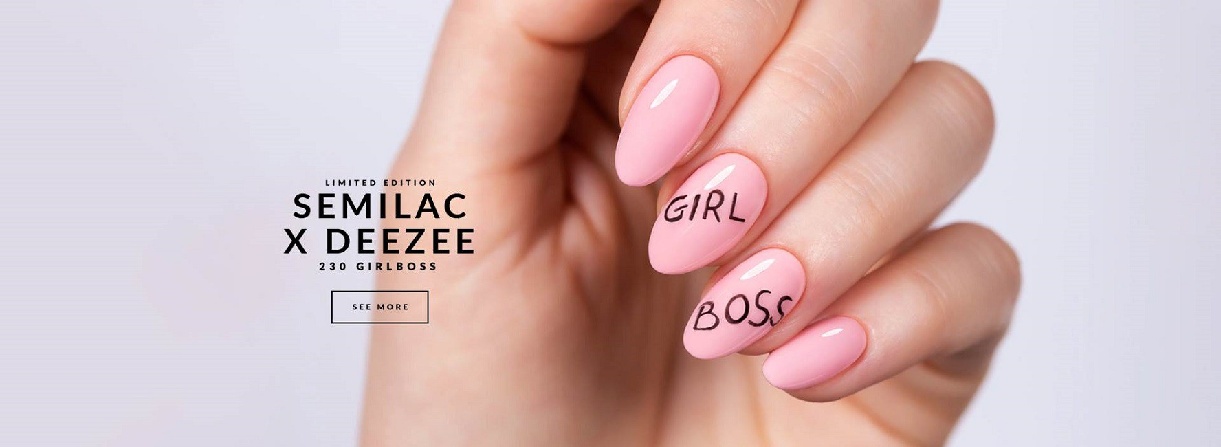 Semilac 230 Girl Boss perfect Gel Polish spring Colour | Limited edition